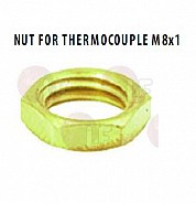 NUT FOR THERMOCOUPLE M8x1