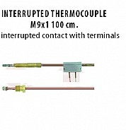 TERRUPTED THERMOCOUPLE M9x1